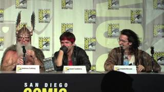 Video Kung Fury Comic Con Panel 2015 download MP3, 3GP, MP4, WEBM, AVI, FLV Agustus 2018