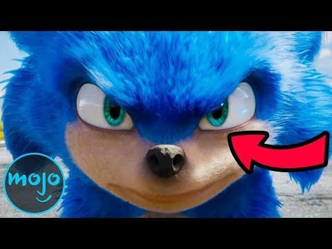 Top 10 Things You Missed In The Sonic Movie Trailer