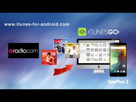 How to Free Download Music from Radio.com to OnePlus Two | One Plus One on Windows & Mac