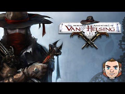 I suck at The Incredible Adventures of Van Helsing #2 |