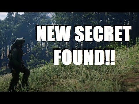New UNKNOWN SECRET Found in Red Dead Redemption 2! thumbnail