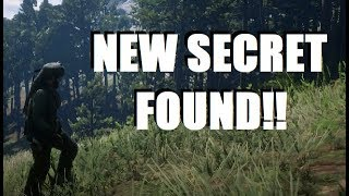 New UNKNOWN SECRET Found in Red Dead Redemption 2!