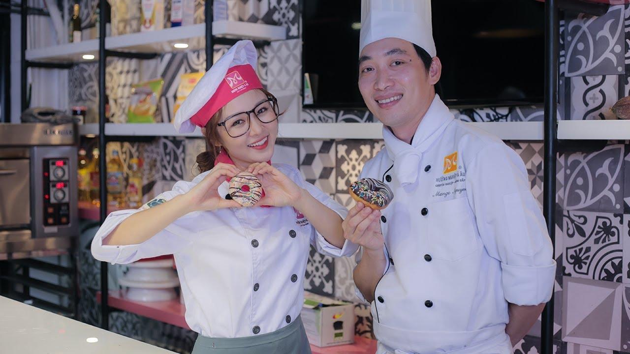 Học làm bánh cùng Ribi Sachi tại Bếp Bánh Hướng Nghiệp Á Âu