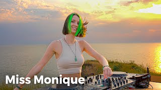 Miss Monique - Live @ Radio Intense Ukraine, Stanislav Cliffs [Progressive House DJ Mix] 4K