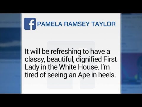 West Virginia official under fire for racist Facebook post about Michelle Obama