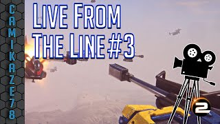 Live from the Line #3 | Planetside 2 Live/Uncut Gameplay