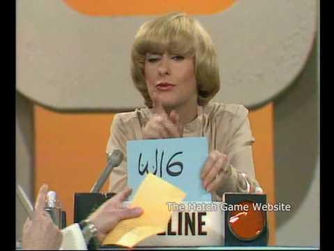 Graham Kennedy's Blankety Blanks: Wig?