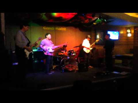 2012-03-06 - Bleu Rascals with Dr Ted and Henry Strzalkowski - OLD LOVE @ Casa Nami