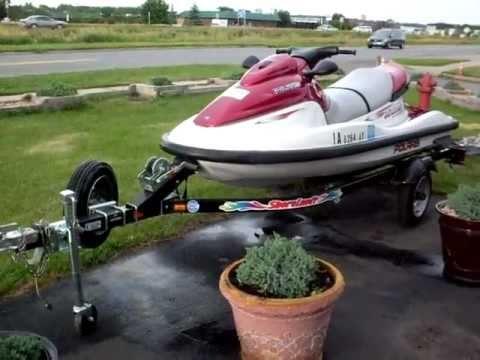 Ez Ride Auto >> 2003 POLARIS GENESIS 1200cc jet Ski PWC with trailer in ...