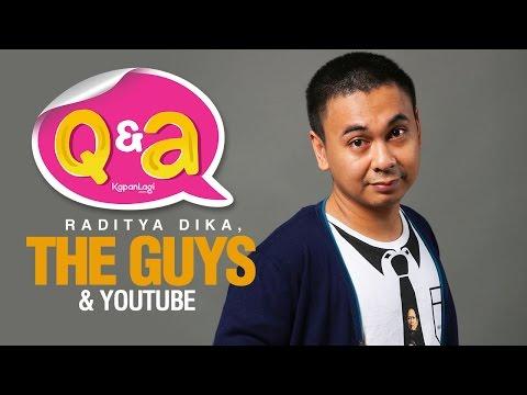 Film The Guys - Curahan Hati Raditya Dika