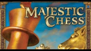 Leccpléj Majestic Chess - 1. rész: A mágikus sakk-kaland