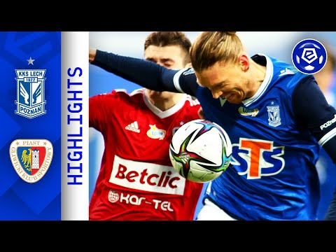 Lech Poznan Piast Gliwice Goals And Highlights