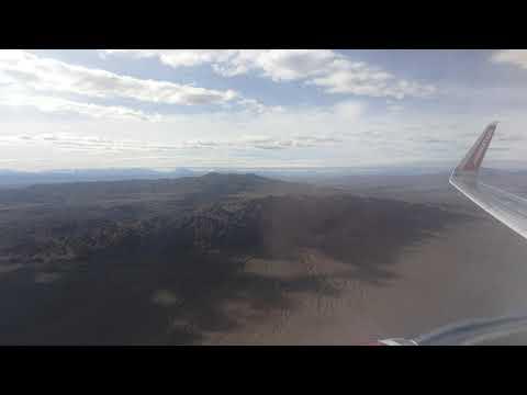 Aproximación Y Aterrizaje Airbus A320 JetSmart En Aeropuerto El Loa Calama