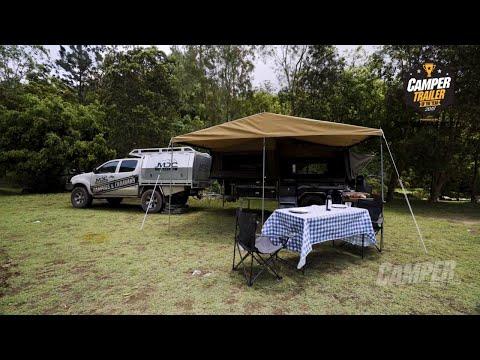 Camper Trailer Of The Year 2018: MDC Explorer Forward Fold