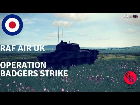 DCS World - Combined Arms Operations with RAF Air UK
