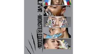 빅뱅 (BIGBANG) - BLUE -Japanese Version- ALIVE MONSTER EDITION