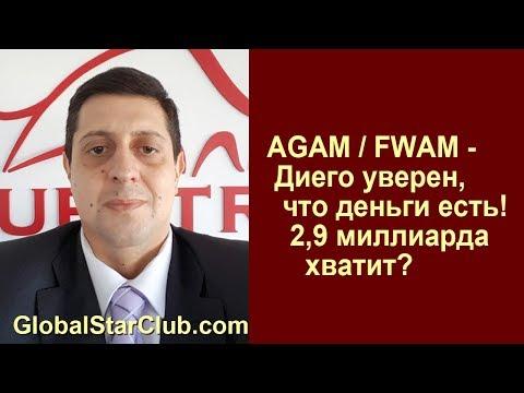 Questra AGAM FWAM - Диего уверен, что деньги есть! 2,9 млрд. хватит?