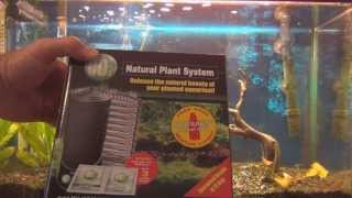How to install a basic aquarium CO2 system