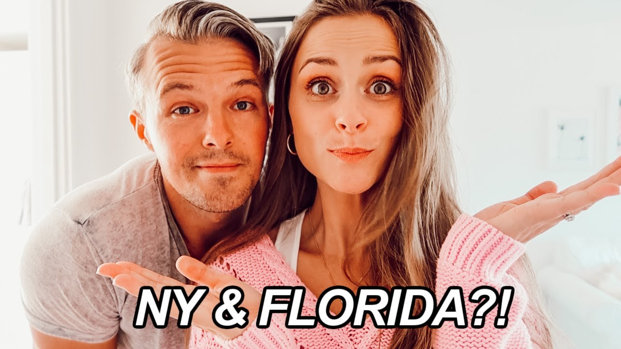 Are we going back to New York & Florida?!   Day in the life vlog.