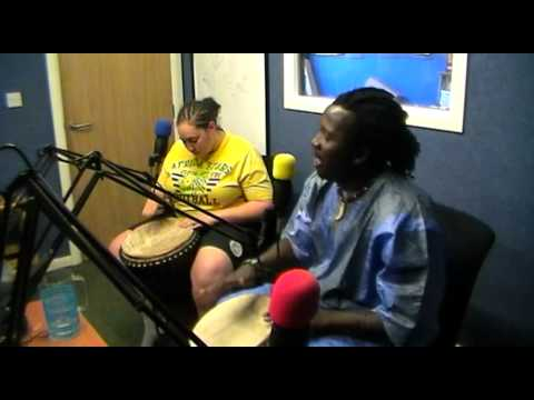 Mbollou jammin with Redshift Radio