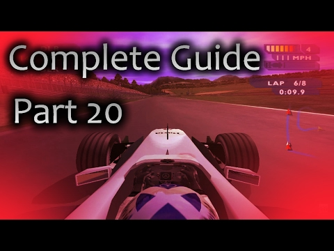 Complete Guide To Every F1 Game On Playstation Ever Part 20