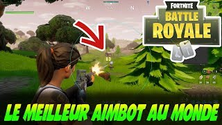 Fortnite - The best Aimbot in the world!