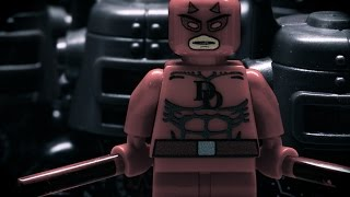 Lego Daredevil - City of Fear
