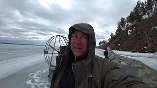 3 Неудержимые рыбаки на Богучанском вдхр Рыбалка Выезд домой День третий заключительный