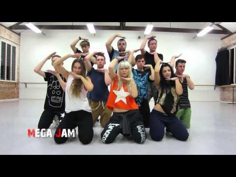 'Me Sexy' Nick Cannon choreography by Jasmine Meakin (Mega Jam)