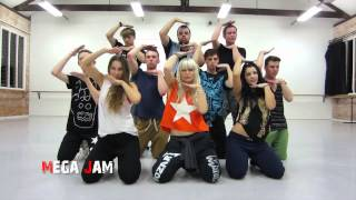 'Me Sexy' Nick Cannon choreography by Jasmine Meakin (Mega Jam)