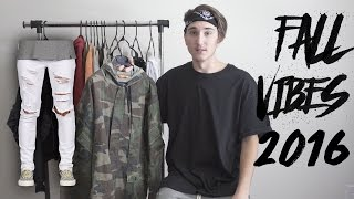 WHAT CLOTHES TO BUY FALL 2016! PT 1 | Streetwear Buys