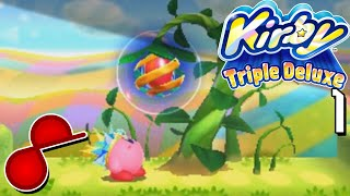 Kirby Triple Deluxe - [1] EAT! EVERYTHING!!