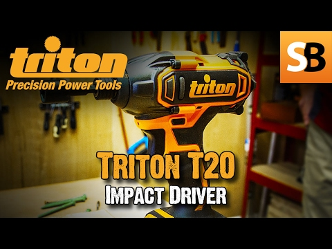 Triton T20 Impact Drivers - How do they work?