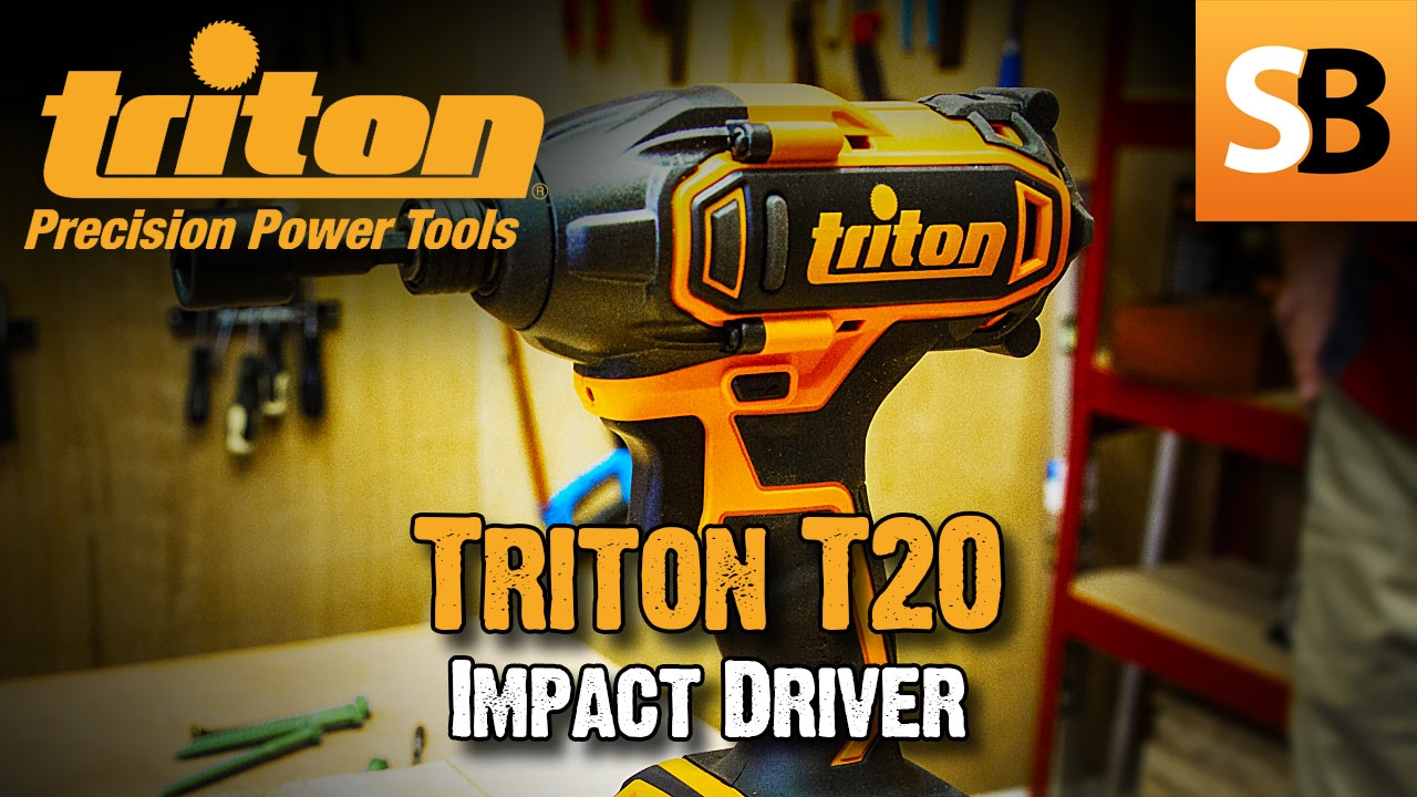 Triton T20 Impact Drivers How Do They Work