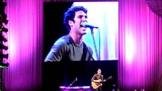 Hey, Soul Sister Live - Darren Criss Concert (Trinoma Mall, Philippines)