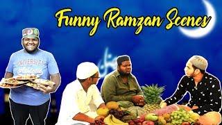 Funny Ramzan Scenes   Hyderabadi Comedy   Warangal Hungama