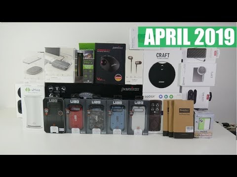 Coolest Tech Of The Month April 2019 - EP#28 - Latest Gadgets You Must See
