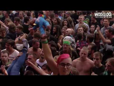 The Rumjacks - My Time Again (Live at Woodstock Festival Poland 2016)