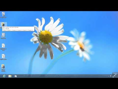 Microsoft Windows 8 Tutorial   Burning Files To CDs And DVDs