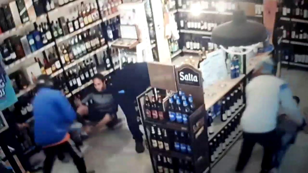 Asalto a punta de pistola en una estación de servicios de Salta