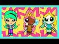 Powerpuff Maker- Fun Online Dress Up Fashion Games for Girls Kids