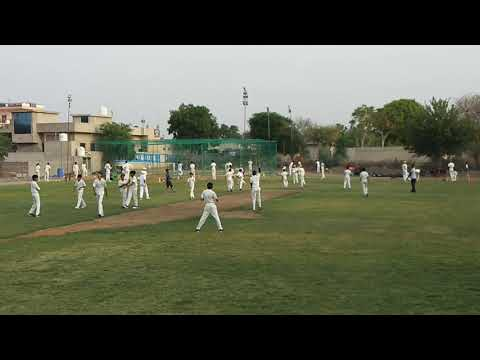 Basics of drilling and fitness training by Surbhi cricket academy Sikar rajasthan