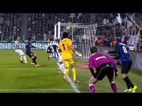 Juventus - Inter 1-3 (03/11/12) - Inter Stellare!