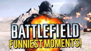 FUNNIEST BATTLEFIELD MOMENTS! (ChaBoyyHD)