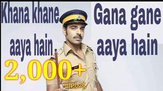 Khana Khane Aaya Hai Ki Gana Gane Aaya Hai Phone Ringtone || Partners ||