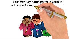 Summer Sky - Depression Rehab Centers Texas