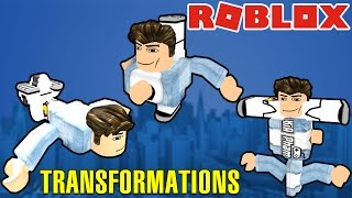 Roblox | TRANFORMER TRANSFORMS – Transformations [BETA. 1.3] | KiA Pham