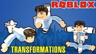 Roblox | TRANFORMER TRANSFORMS – Transformations [BETA. 1.3] | KiA Pham