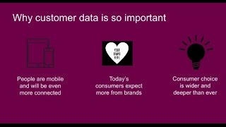 Customer Engagement & Retail Analytics - webinar