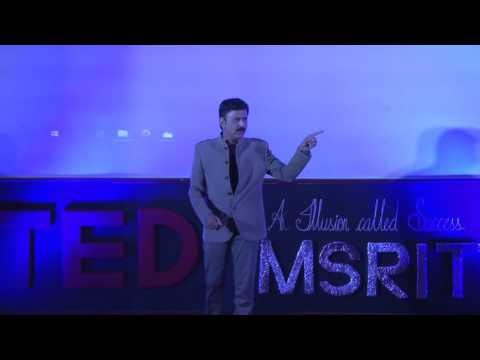 The Next Big Success needs a FACE | Ramesh Aravind | TEDxMSRIT